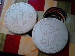 Get and word or phrase in Gallifreyan!